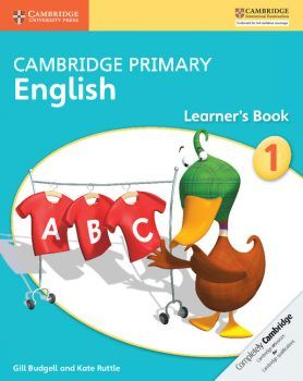 Cambridge International Primary: English Learner's Book (year 1)