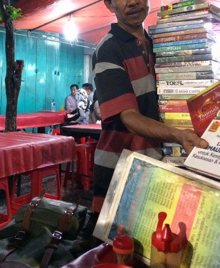 The Roadside Booksellers of Jakarta – Maria-Syamsi