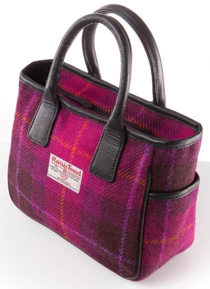 Harris Tweed Handbag - Belle £72.00