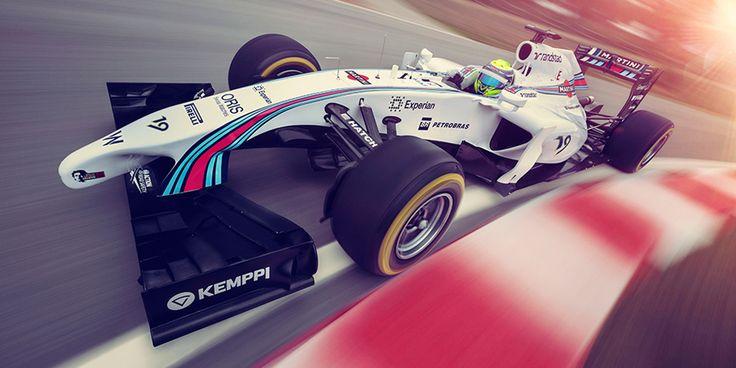 Formule 1 - Qui a la plus belle ?