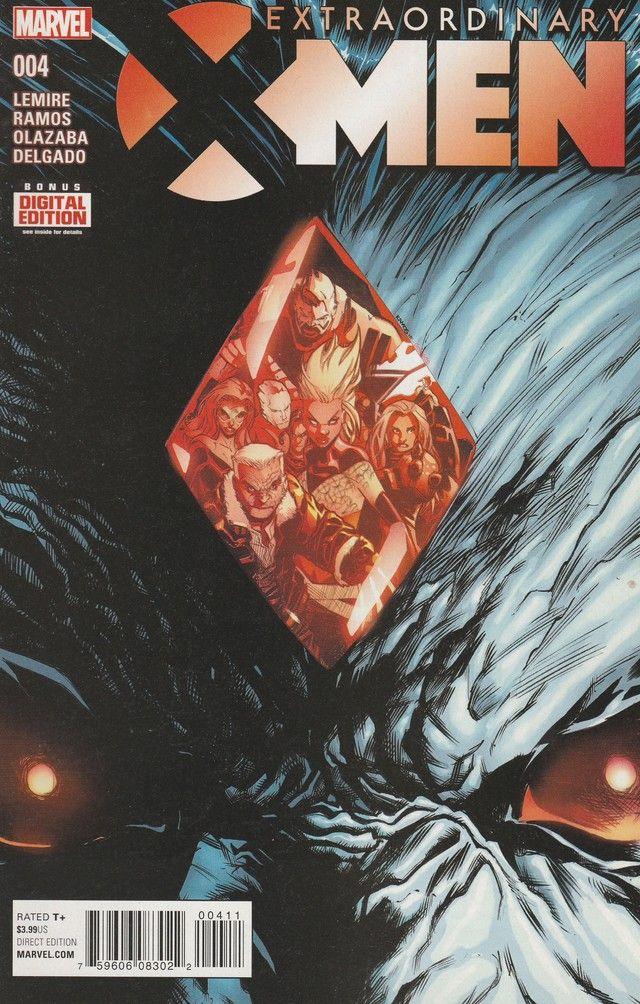 Extraordinary X Men 4 Marvel Comics In 2020 Marvel Comics Deadpool Marvel Comics X Men