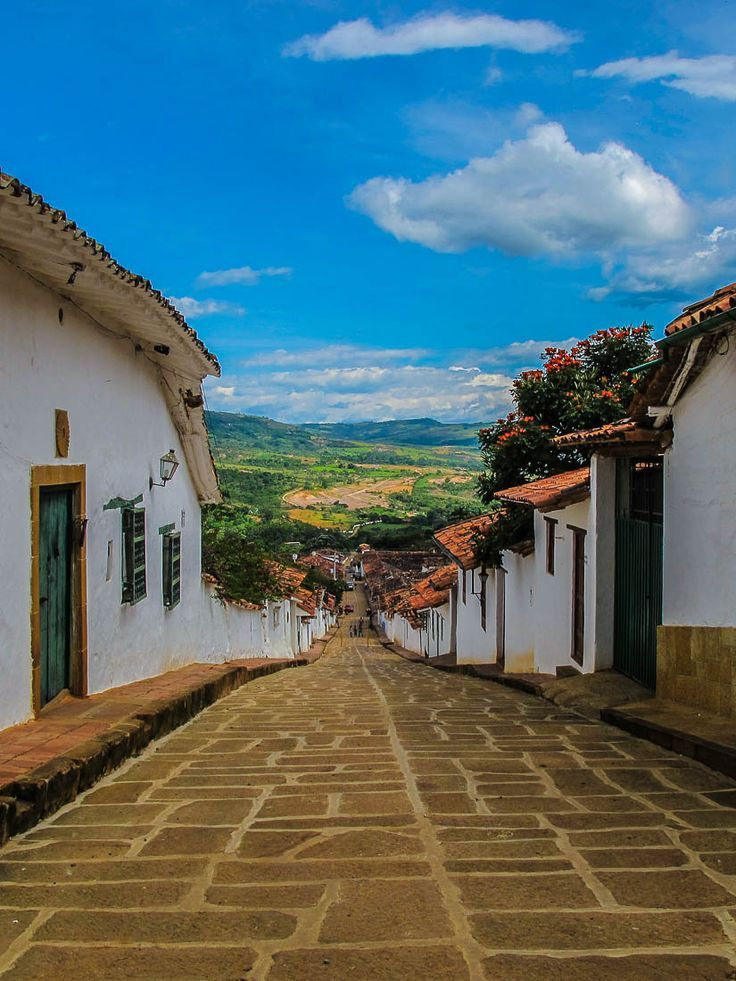 Barichara, one of Colombia's prettiest towns - http://nomadbiba.com/from-barichara-to-guane/
