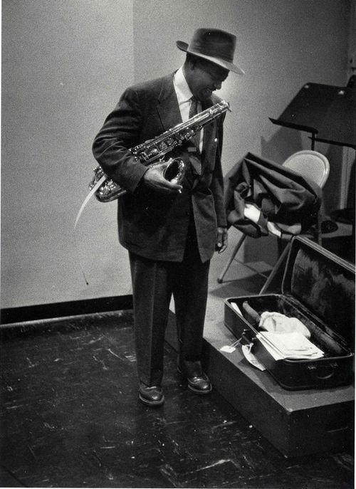 Coleman Hawkins 1922 - 1947