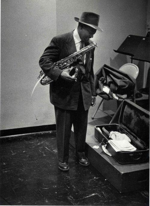 Coleman Hawkins---Sax tenor
