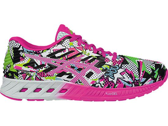 I love all the different Asics styles 💗