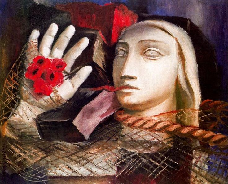 Raquel Forner (argentine Painter)