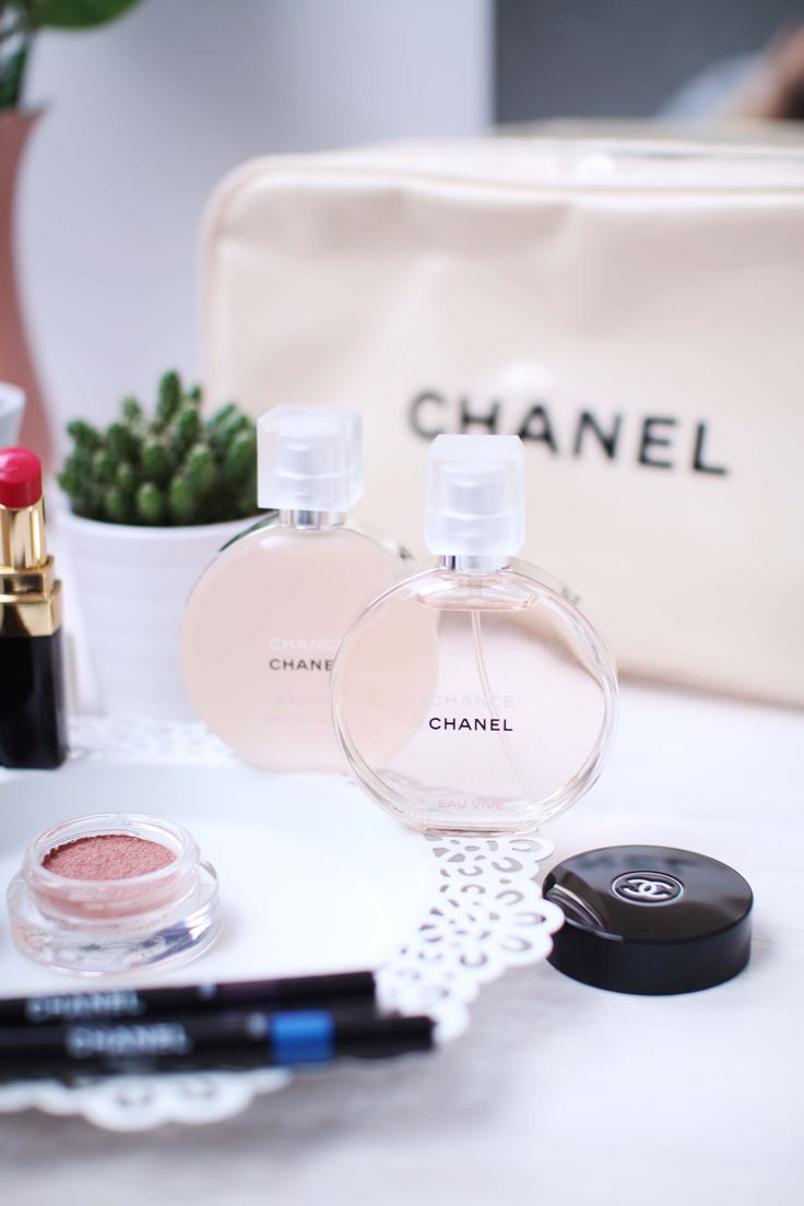 The new Chanel hair mists are such a fun addition to the Chanel collection!
