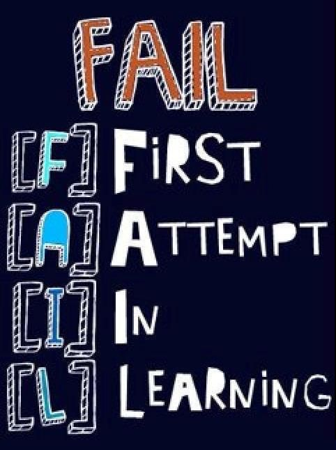 First Attempt In Learning #quotes #inspirational