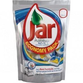 Jar Platinum All in 1 kapsle do myčky nádobí 80 kusů - VMD drogerie