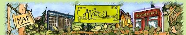 Avoca, Wicklow, Ireland - Home of Ballykissangel, Enjoy our Irish Crafts, Irish Gifts, Celtic Jewellery, Irish Jewelry, Claddagh, Irish Clothes at Avoca Gifts, for Irish Shopping.