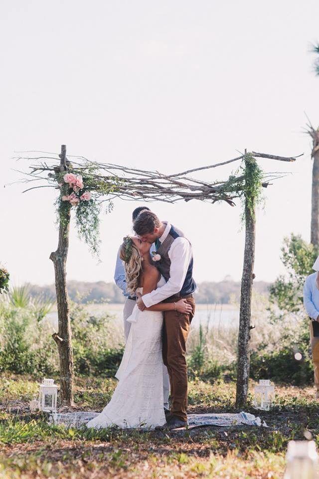 DIY wedding on a low budget