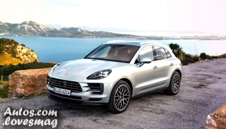 Exceptional This new Porsche Macan Sulfur is for sale in the UK …