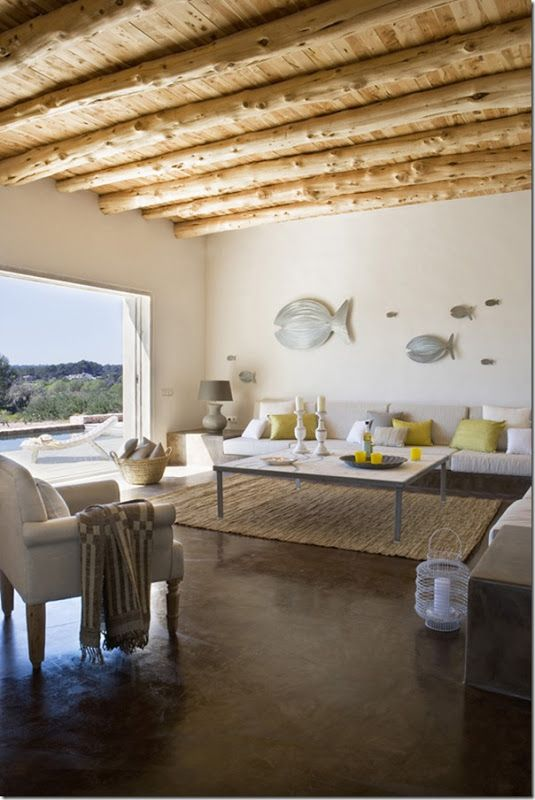 mediterranean home in Formentera isl. -Spain