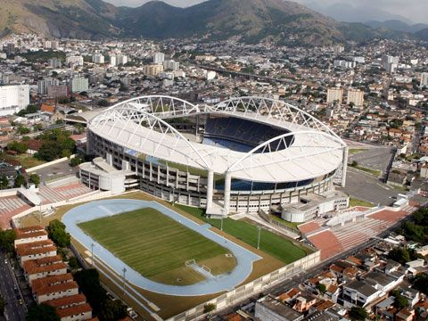 Maracanã stadium | Olympic Photo