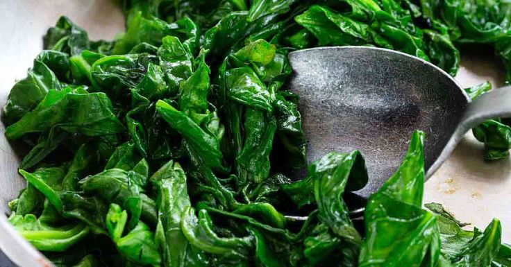 How to cook spinach 3 ways recipe in 2020 with
