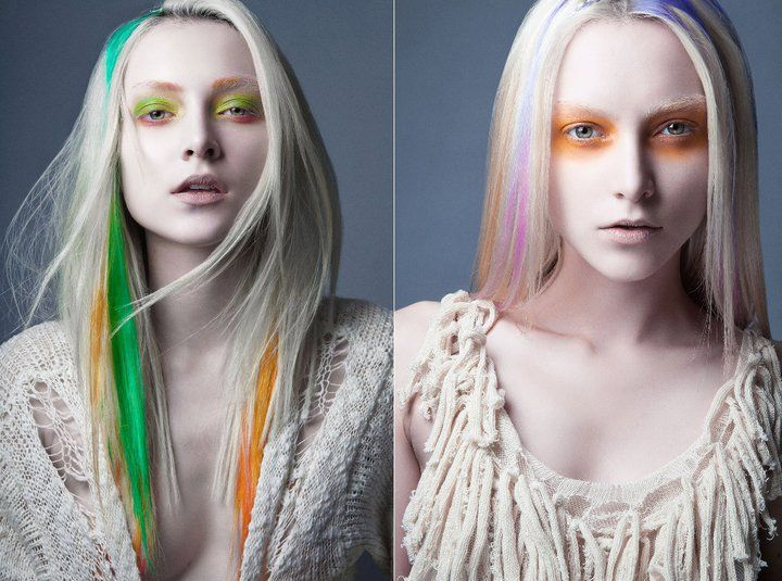 "Make-up • Olivia ""Ollie"" Henderson by Lara Jade"