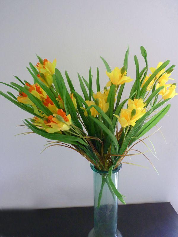 Wunderschöner Orchideenstrauß 20 Blüten * 3 Modelle