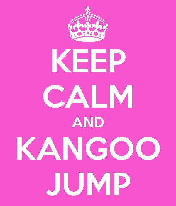 Just Kangoo Jump!