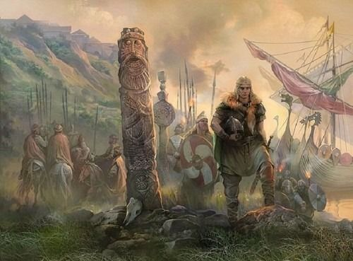 Thank you for the victory Odin, but we lost many  good men. It is worrying that there are so many of those nature hating, child raping, christians... And those monks used the farmers and their families as human shields against our arrows...  No we did of course not kill the innocent peasants... But those christians truely have no sense of honour, or decency! That's why in our hearts and minds we will always honour you Odin!