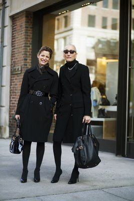 Maybe this is because I am fashion inept, but this blog has amazing advice! A ton of articles on how to build a classy wardrobe, how to feel good in what you wear, and just general fashion advice.