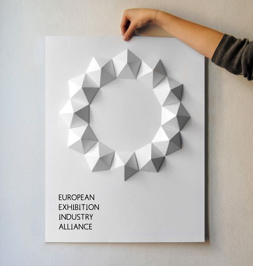 EUROPEAN EXHIBITION INDUSTRY ALLIANCE- NEW LOGO | Regina Puig