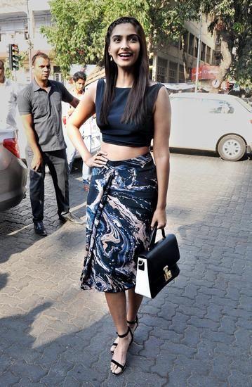 Sonam Kapoor - Vogue