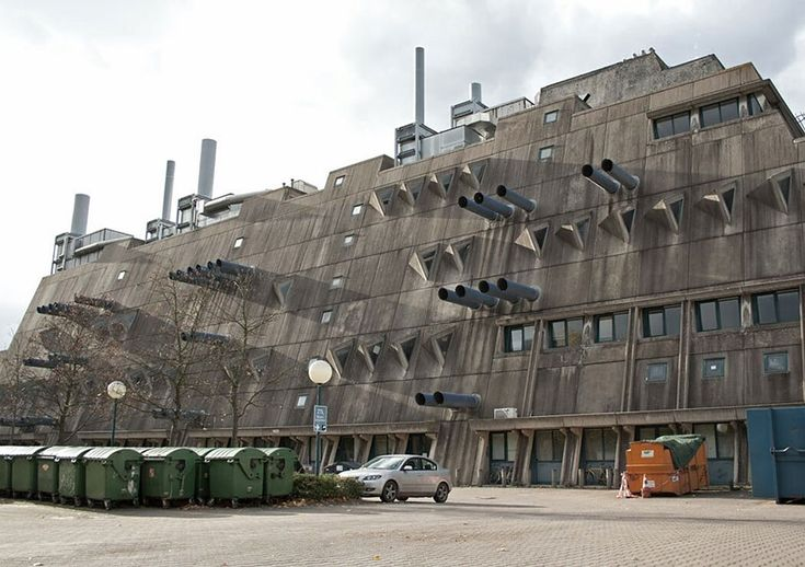 The Max Planck Research Institute for Experimental Medicine in Berlin, Germany