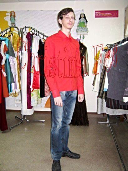 Существует ли мужская мода и какая она ?       http://www.christinafee.net/mens-fashion  КЛАССИЧЕСКАЯ ПРИТАЛЕННАЯ МУЖСКАЯ РУБАШКА