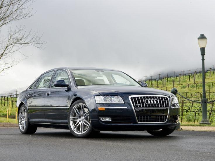 2008 Audi A8 L W12 review - Roadshow