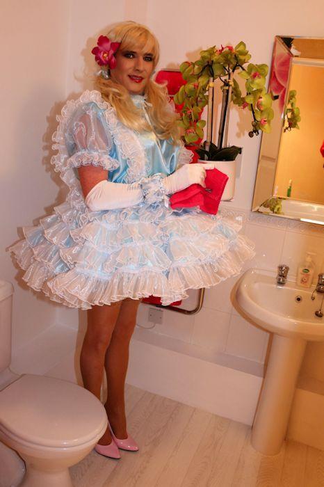 sissy maid pics