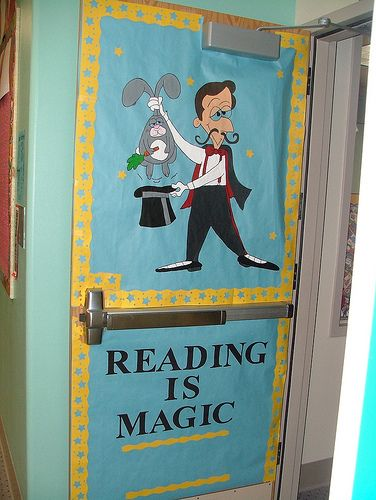 Reading Classroom Door Decorations ~ Best magic tree house images on pinterest reading
