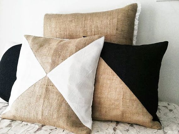 Hey, I found this really awesome Etsy listing at https://www.etsy.com/listing/174562952/bohemian-burlap-linen-cushion-covers-2
