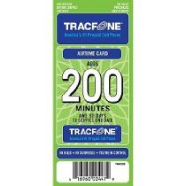 Tracfone offer Tracfone 200 Minutes and 90 Days of Service. This awesome product currently limited units, you can buy it now for  $34.99, You save - New
