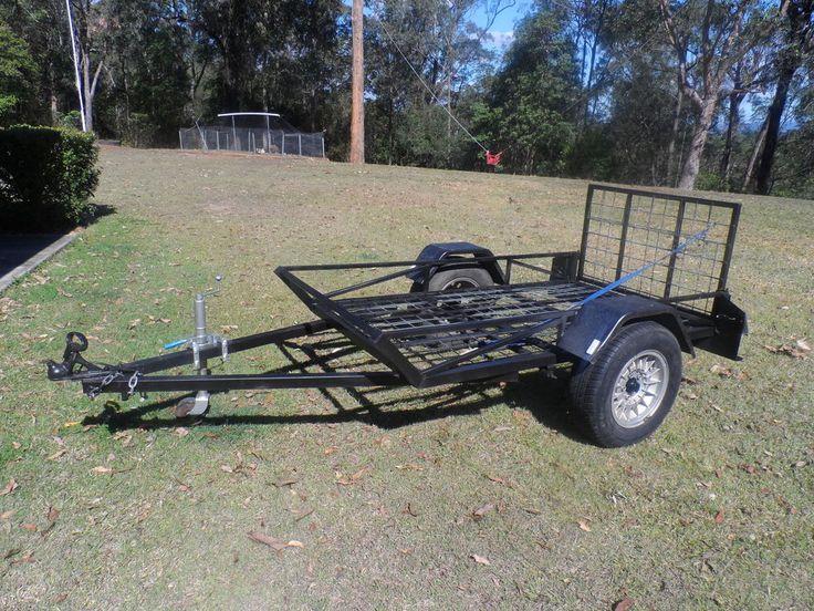 2014 built MULTI- USE  bike quad buggy TRAILER