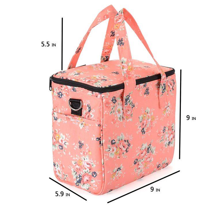 MELROSE Women Fashion Ultra Light Lunch Box #MELROSE #WomenFashion #UltraLight #LunchBox