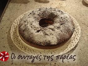 Γρήγορο κέικ #sintagespareas