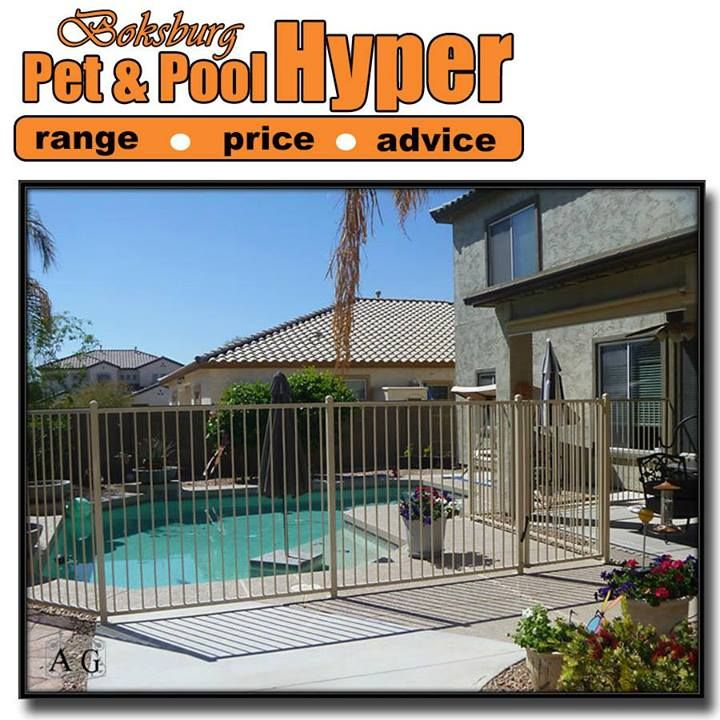 Pet & Pool Hyper Boksburg Pool safety tip: Install pool and gate alarms to alert you when children go near the water. #swimmingpool #safety