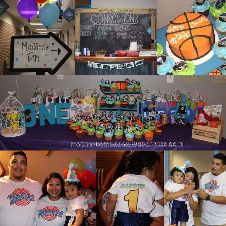 15 best Space jam party images on Pinterest Birthday party ideas