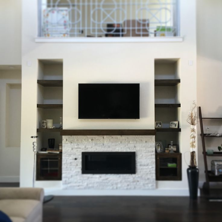 Heres An Example Of One Our Many Satisfied Clients That Just Moved Into A New Tv Wall Mount