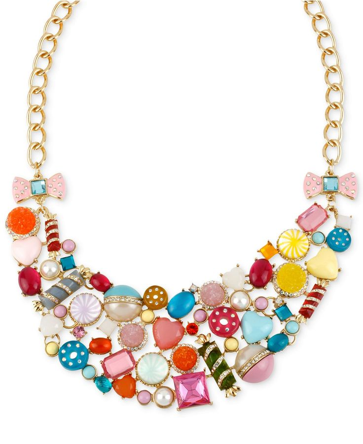 20 best images about everything betsey wish list on for Macy s jewelry clearance