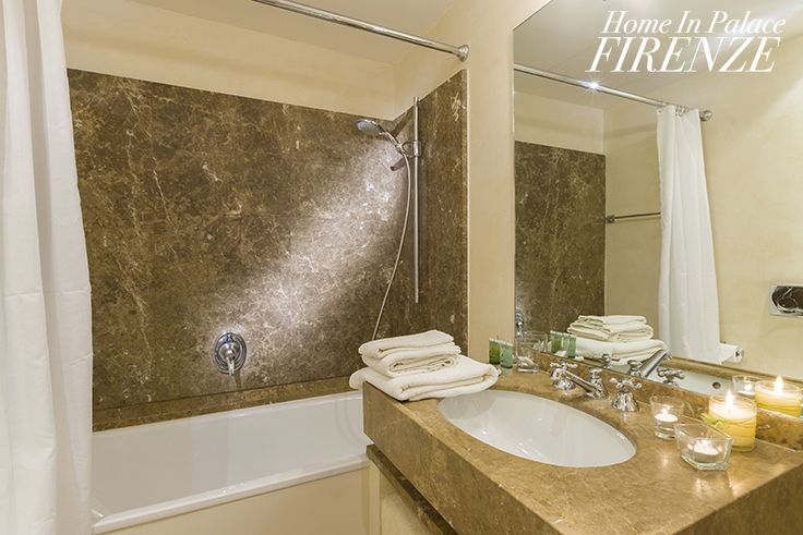 Raffello #suite, #Marble #Bathroom @Home in Palace #Florence #Italy