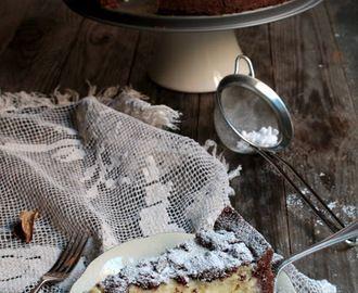 Russischer zupfkuchen - la cheesecake tedesca
