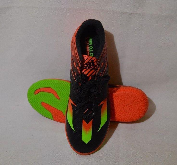 Adidas MESSI 15.3 Indoor Soccer Shoes Size 6 Mens AF4847 #adidas
