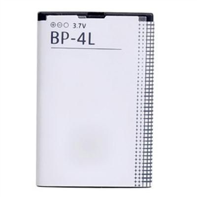 Looking for Replacement Battery Bp 4l For Nokia?  Buy it at Rs.492 from Rediff Shopping today! Cash on delivery available(COD) for Replacement Battery Bp 4l For Nokia & other  Mobile Phones & Accessories.