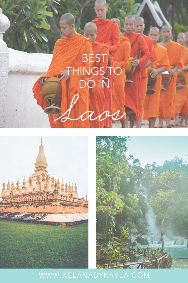 Best things to do in Laos for a first timer