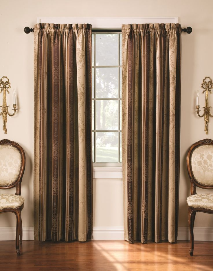 Window Accents Tuscan Curtain Panel & Reviews | Wayfair