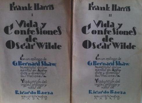 Harris - Vida y confesiones de Oscar Wilde 1ªed. castellano #lagalatea www.lagalatea.es #oscarwilde