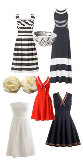 17 best images about nautical boat cruise yacht navy for Wedding dresses for cruise ship
