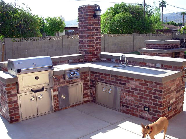 8 best images about Outdoor grill/kitchen on Pinterest