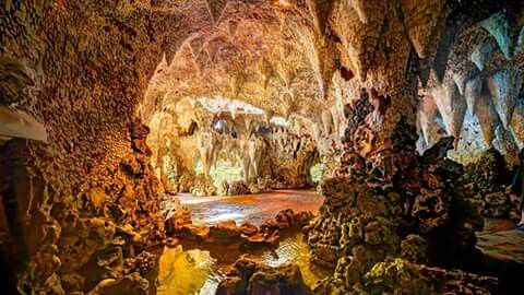 Caves in Putignano